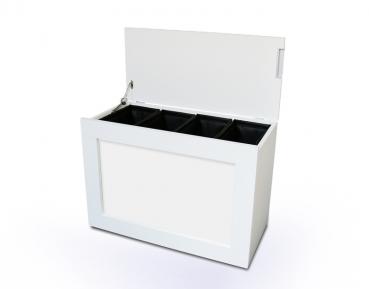 w schetruhen und w schekorb und w schesortierer und. Black Bedroom Furniture Sets. Home Design Ideas